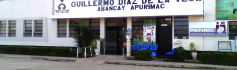 Hospital Regional Guillermo Diaz de la Vega