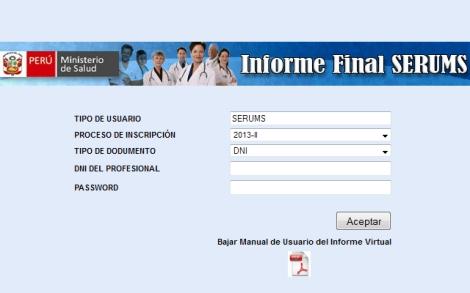 Informe Final Serums. Imagen 1